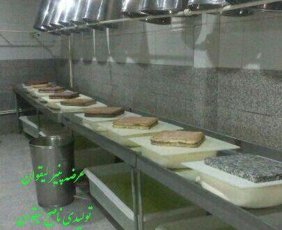 کارگاه تولیدی پنیر لیقوان اصل