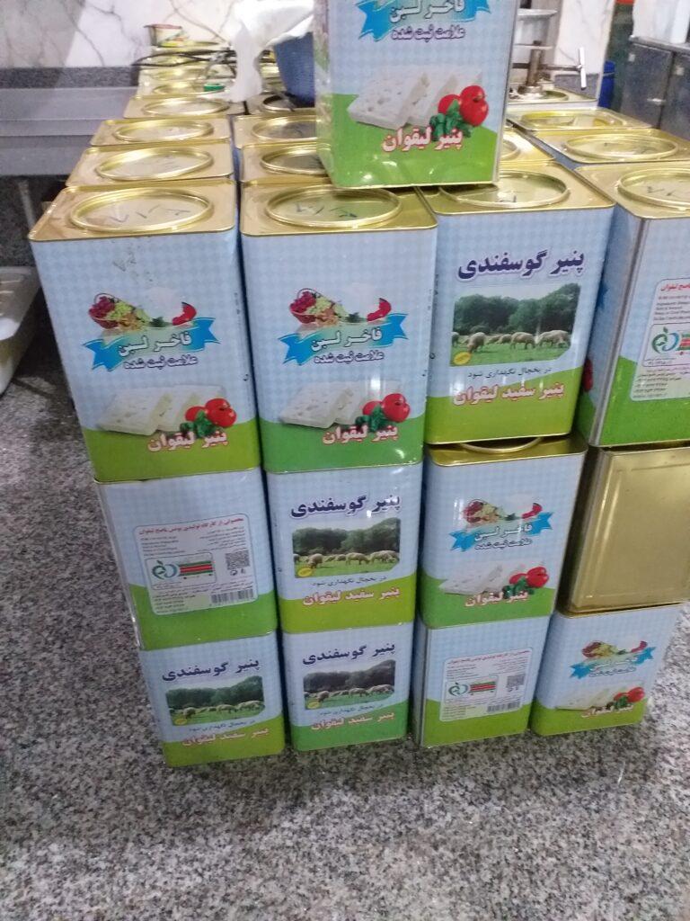 قیمت پنیر لیقوان حلب