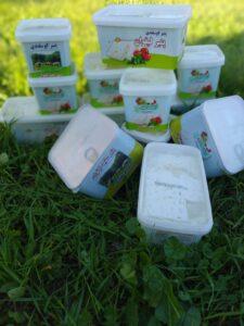 انواع بسته بندی پنیر لیقوان